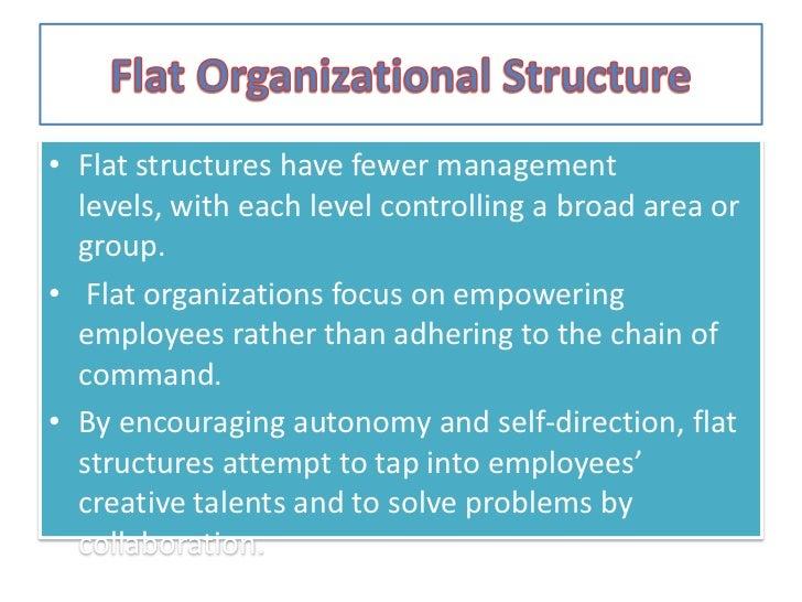 employee empowerment in flat organizations essay