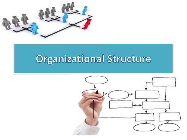 Organizationalstructureppt