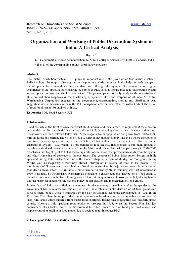 Research on Humanities and Social Sciences                                               www.iiste.orgISSN 2224-5766(Paper...