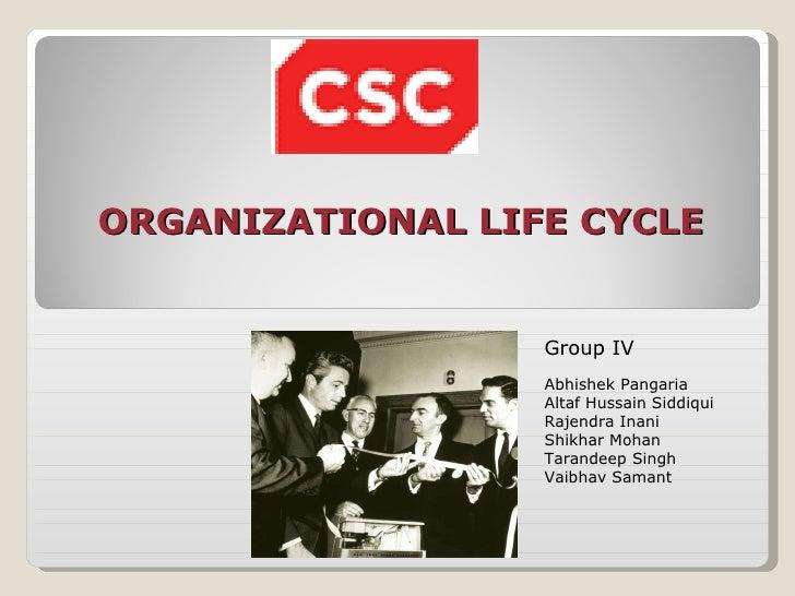 THE CSC & IFC