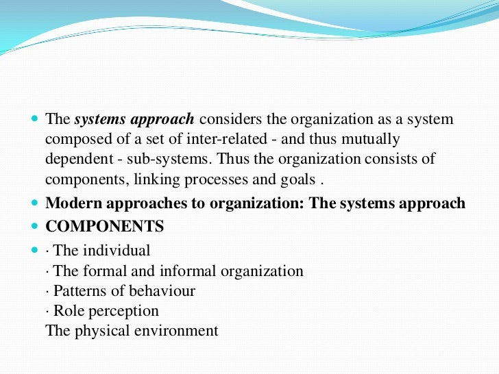 rational natural and open system theories organizations An open system is the core concept behind open system analysis, which is one of the leading methodologies in analyzing an organization in this lesson, you will learn what an open system is, see how it applies to organizations, and be given some examples to explain the concept.