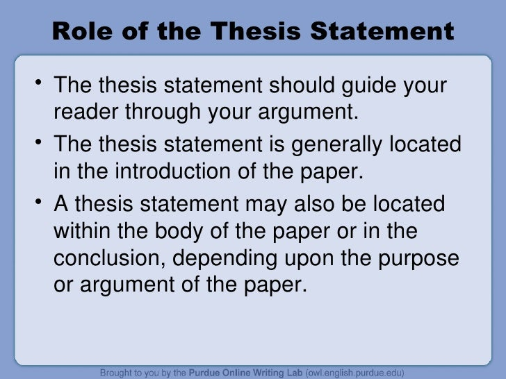 where is the thesis statement located in an apa paper Writing an apa format thesis these are just a few of the guidelines for writing a successful thesis statement for your apa style paper.