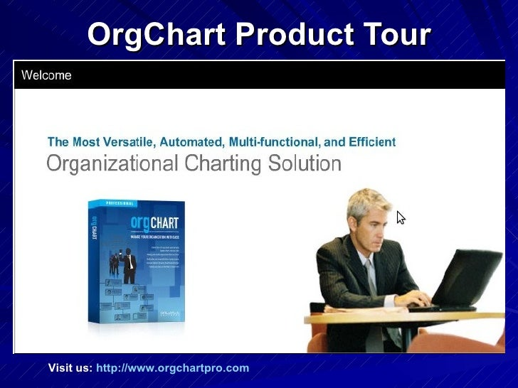 Get a quick overview to Org Chart with this product tour presentation