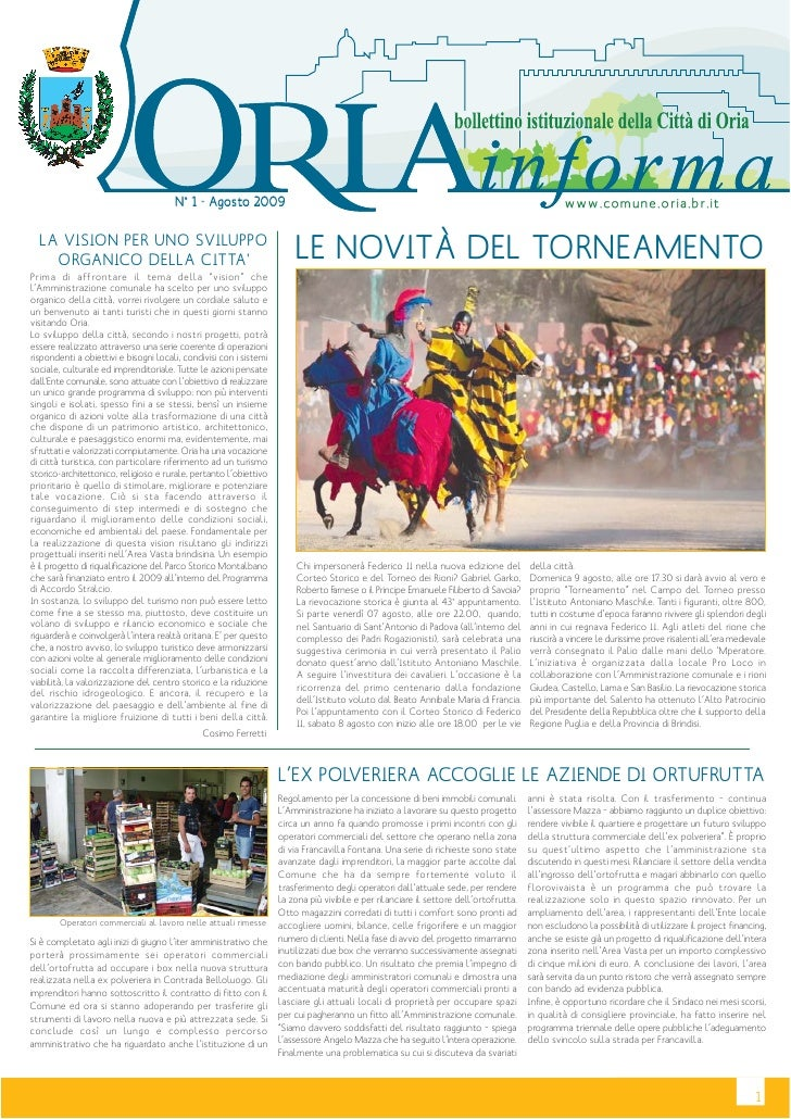 Oria Informa 1