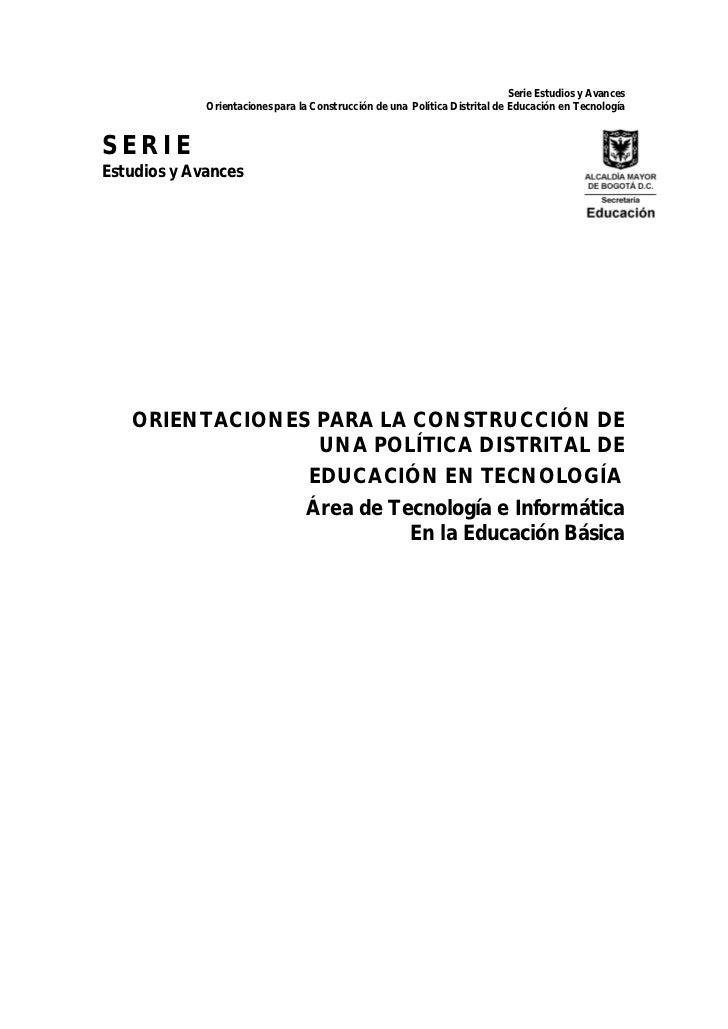 Orientaciones politica eden_tec_2006