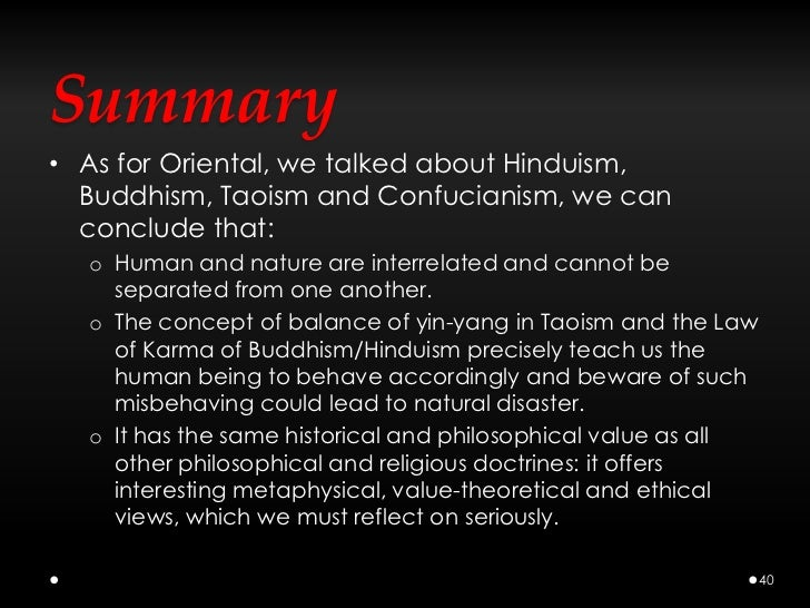 philosophical taoism essay