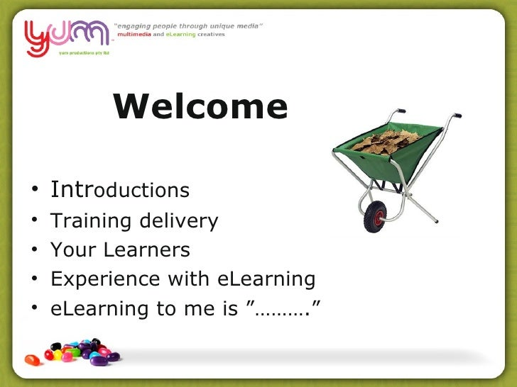 Welcome  – CBAA <ul><li>Intr oductions </li></ul><ul><li>Training delivery </li></ul><ul><li>Your Learners </li></ul><ul><...