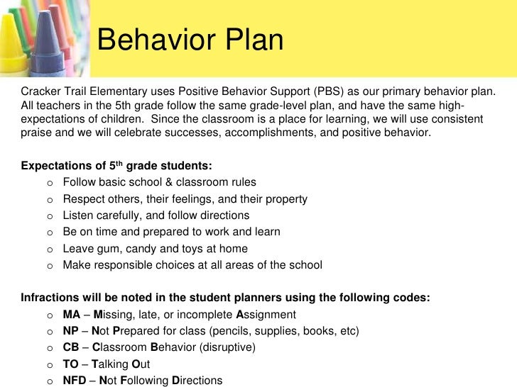How Does Classroom Design And Organization Support Learning And Positive Behavior ~ Welcome to th grade