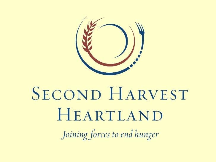 Second Harvest Heartland - Volunteer Orientation Presentation