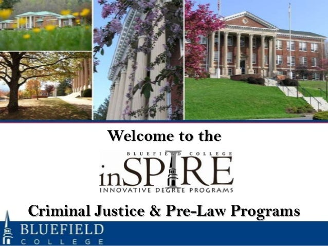 Welcome to theCriminal Justice & Pre-Law Programs