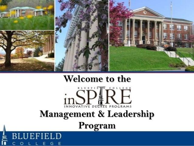Orientation Management Program May 6 2013