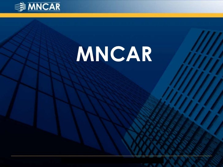 Welcome to MNCAR!