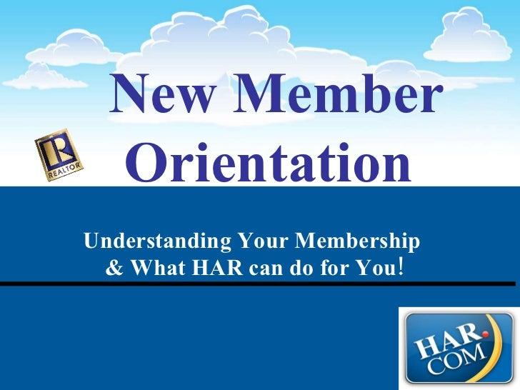 Orientation presentation1