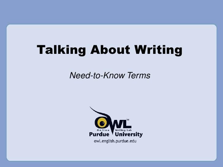 Orientation to_writing-owl