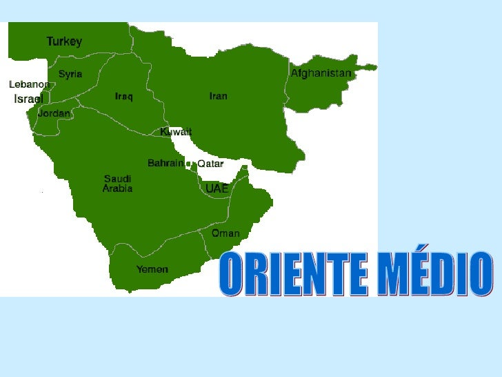 Oriente  ..