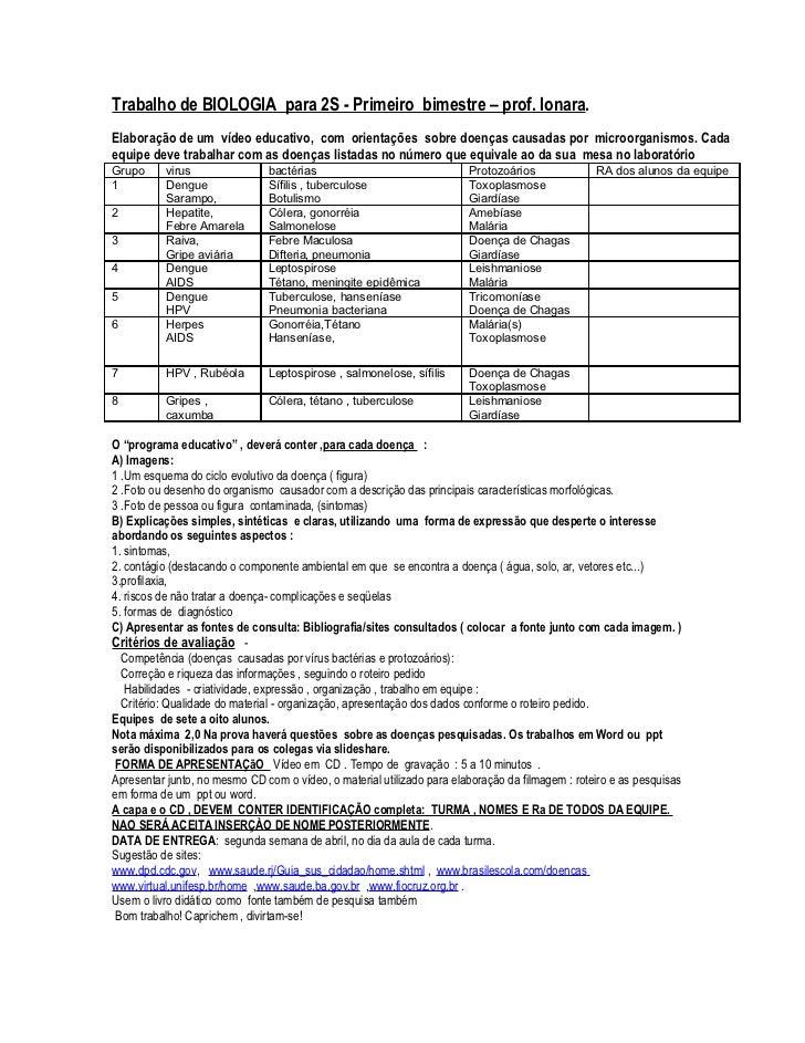 Orient video doenças 2 s_1bim2012