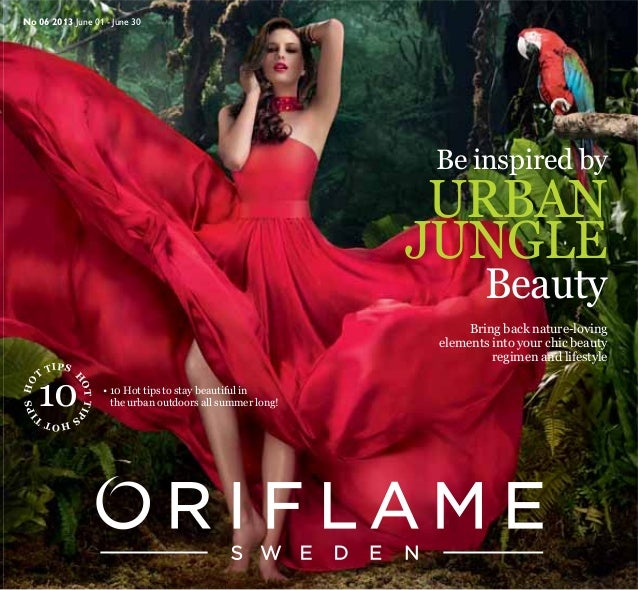 Oriflame Catalogue - 6, 2013