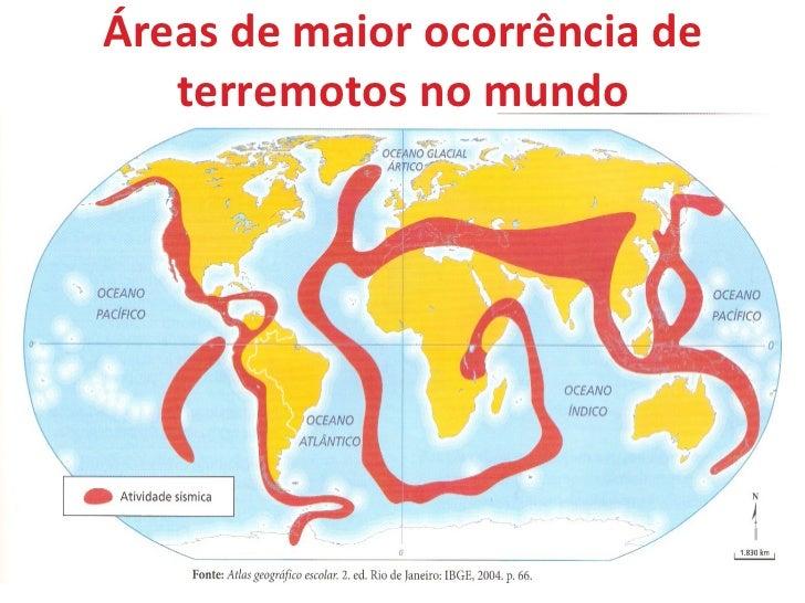Resultado de imagem para terremotos e vulcanismo