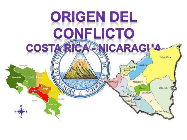 Origen del conflicto