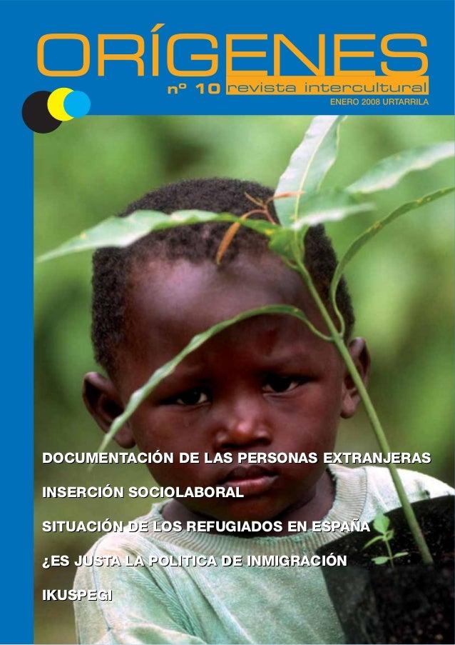Revista Intercultural Orígenes nº 10