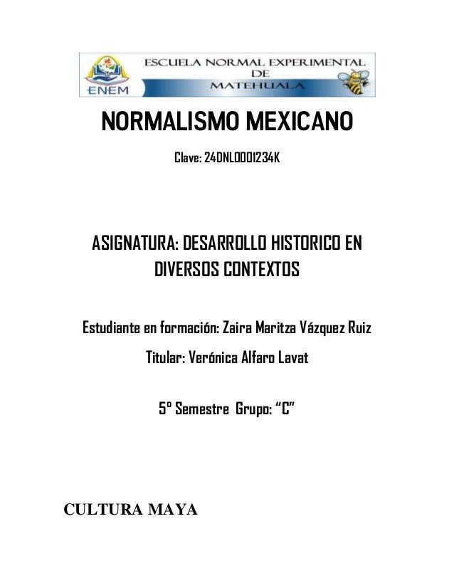 Origen maya