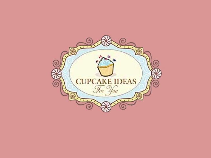 Original Cupcake Ideas