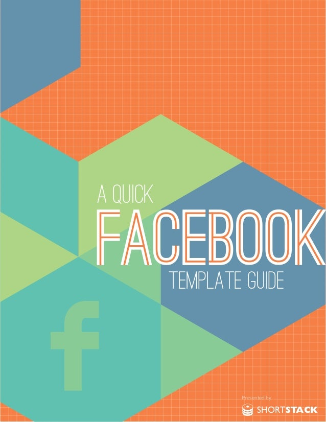 Facebook Template for Images and Posts