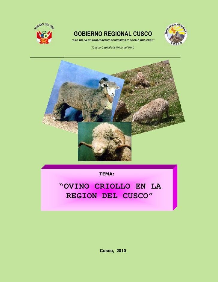 """GOBIERNO REGIONAL CUSCO  """"AÑO DE LA CONSOLIDACIÓN ECONÓMICA Y SOCIAL DEL PERÚ""""              """"Cusco Capital Histórica del P..."""