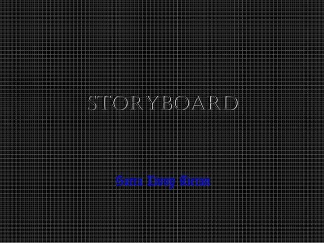 StoryboardStoryboard Sarra Livvy Kieran