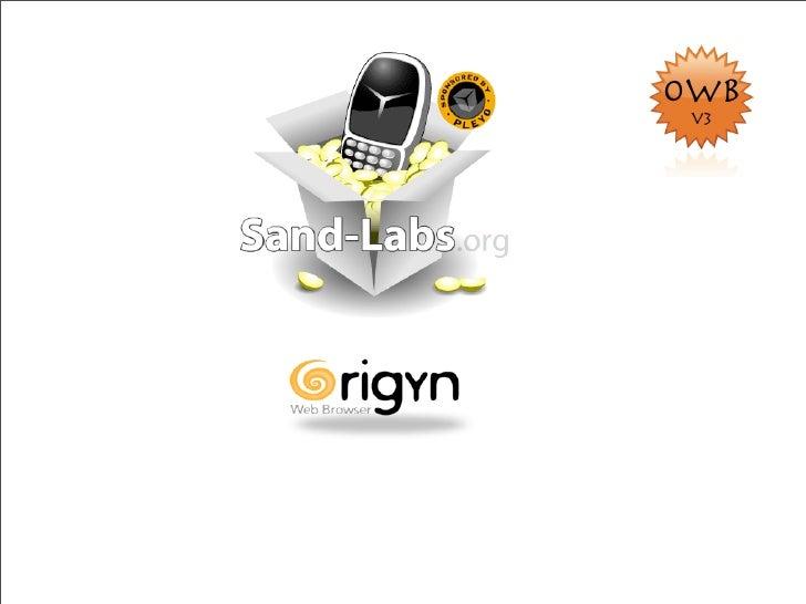 Origyn Web Browser 2008 (Rmll)