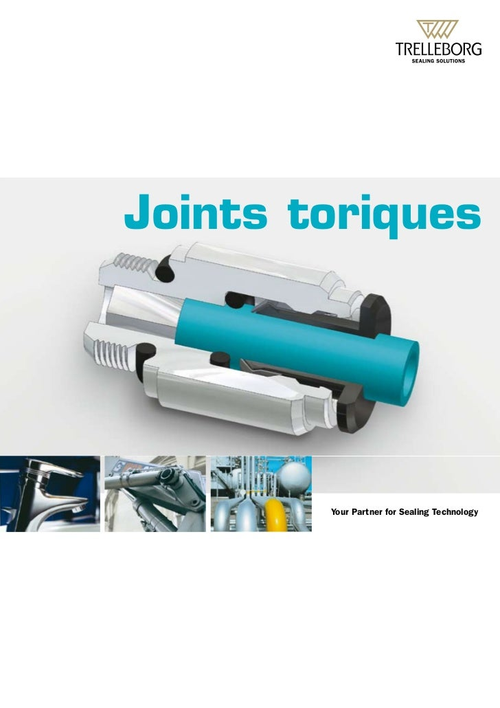 Joints toriques                  Your Partner for Sealing Technology                                                      ...