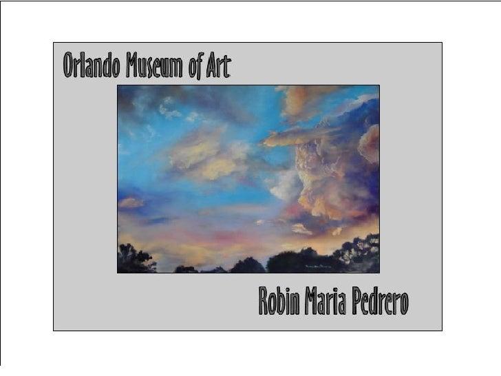 Orlando Museum of Art Postcards