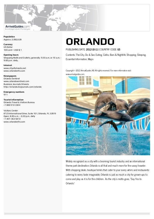 Orlando _ Florida