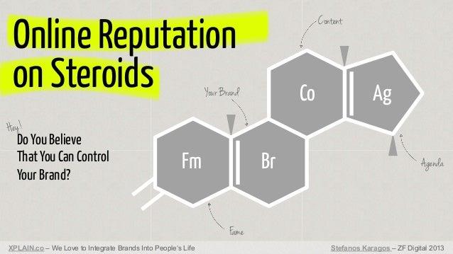 Online Reputation Management on Steroids
