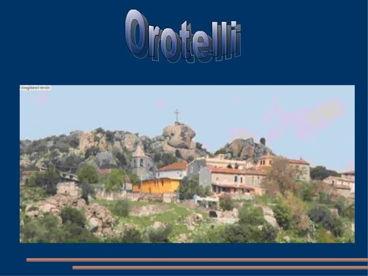 Orotelli