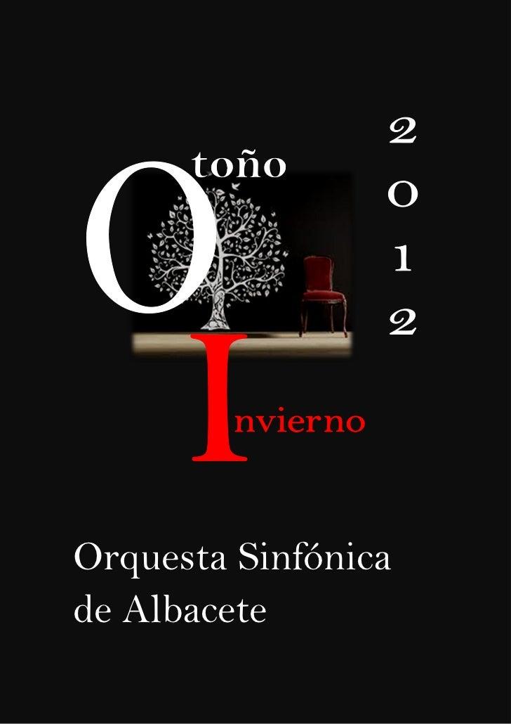 Orquesta Sinfónicade Albacete