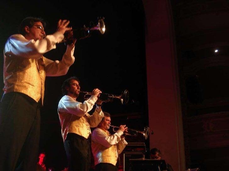 Orquestra Montgrins ball a l'ateneu 5-12-10 Sant Celoni