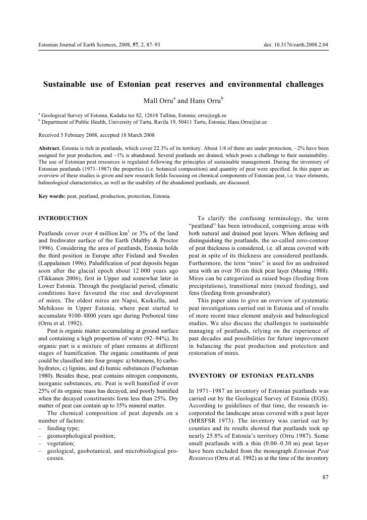 Orru sustainable use_of_estonian_peat_reserves_and_environmenta_challenges