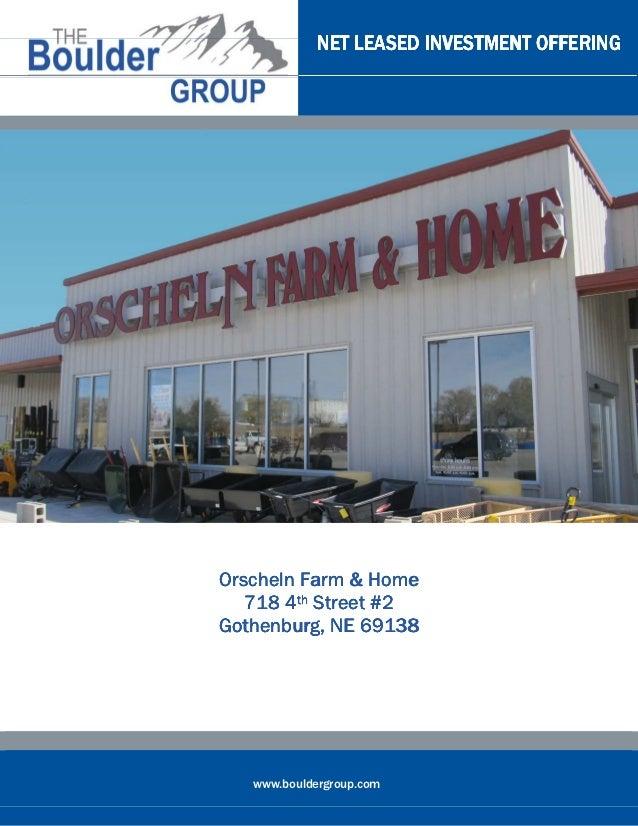 Triple Net Property For Sale