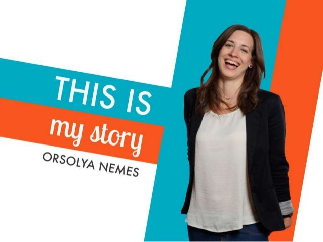 Orsolya Nemes -This is my story #visualresume by @orsnemes