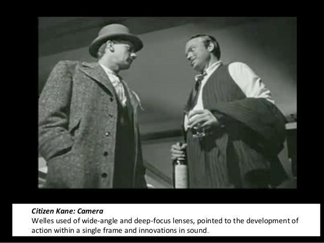 17 citizen kane technical innovations cameracitizen kane technical ...