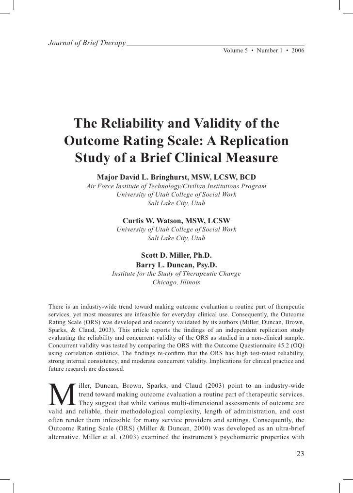 ORS Replication