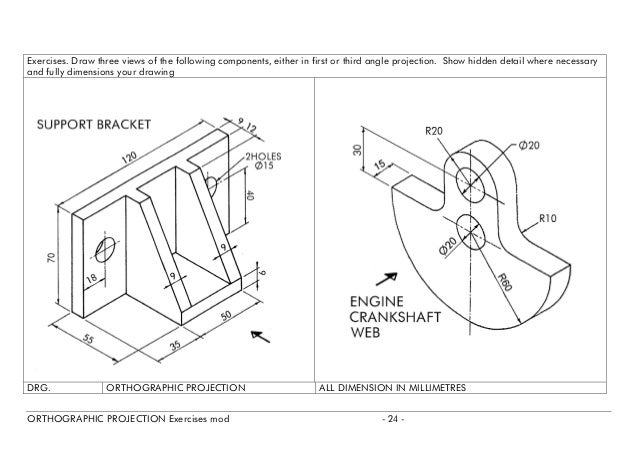 Orthographic Projection Exercises likewise Viewtopic in addition 10644553 further Drawing projections in addition TDJ3M Views and Sketching. on how projection sketch views