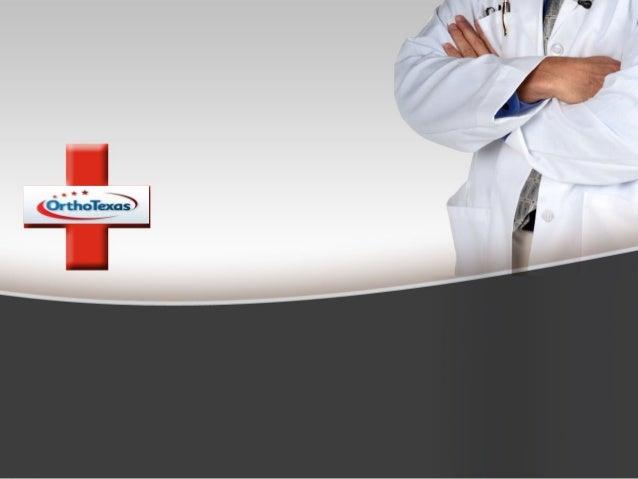 Orthopedic Physicians and Surgeons inDenton, Texaswww.orthotexas.com