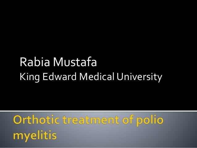 Rabia Mustafa King Edward Medical University