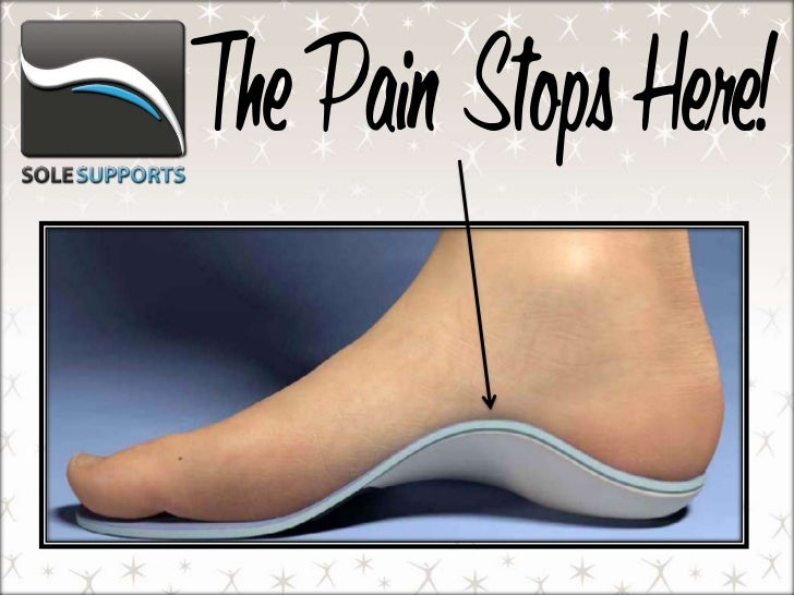 The Pain Stops Here!<br />