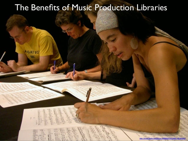 The Benefits of Music Production Libraries http://www.(lickr.com/photos/48889063763@N01/40464446/