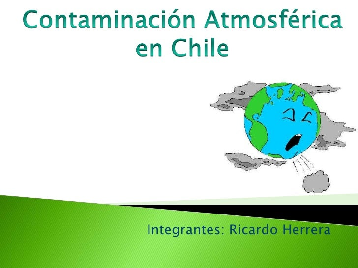Integrantes: Ricardo Herrera