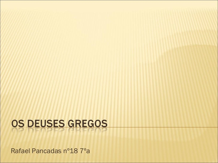 Rafael Pancadas nº18 7ºa