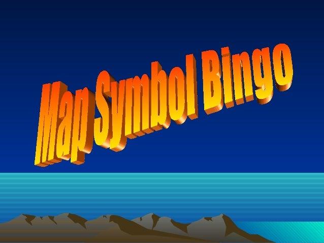 Draw os Symbols Bingo Game